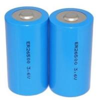 China LiSOCI2 3.6v ER26500 ER26500S C size Wireless Clocks non-rechargeable lithium battery on sale