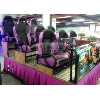 Cheap High income 5D Simulator with Professional Special Effect System for sale