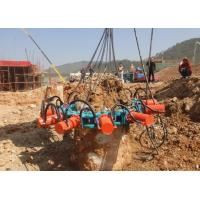 Best 30-32Mpa Max Crowd Pressure Hydraulic Pile Breaker For Civil Building Pile Foundation Engineering wholesale