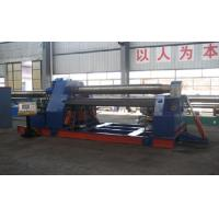 Best 3000mm Width Plate Rolling Machine 75KW Motor Power Bending Thickness 55mm wholesale