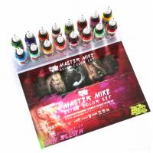 Best Vegan Eternal Tattoo Ink Pigment Set Airbrush Color Body Art Longer Lasting wholesale