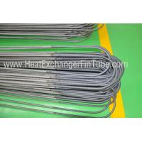 Quality A213 T11 / T22 Seamless Alloy Steel Heat Exchanger U Tube Bundle wholesale