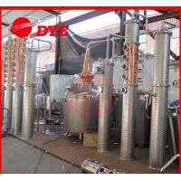 Best 100gal alcohol commercial distilling equipment , whiskey distillation equipment wholesale