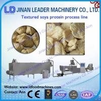 Best Small tvp tsp functional soy protein concentrate food processing equipment wholesale
