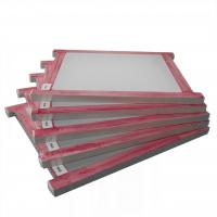 Buy cheap Pre-stretched Line Table Printing Frame from wholesalers