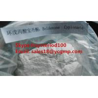 Best Healthy Boldenone Cypionate Raw Steroid Hormone Powder Without Side Effects BC 106505-90-2 wholesale