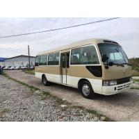 Best LHD 2016 second hand /used toyota coaster mini coach for sale with 30 seats wholesale
