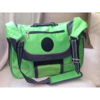 China Sport Sack Neon Green Pet Dog Cat Bag Carrier Good Clean Condition! pets sling bag on sale