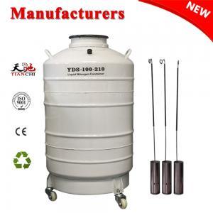 Best TIANCHI liquid nitrogen storage tank 100L in Saudi Arabia wholesale