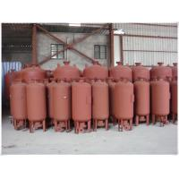 Best 30 Gallon Air Compressor Replacement Tank , Air Compressor Vertical Tank With Legs wholesale