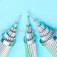 Best Overhead Transmission Bare Aluminum Conductor AAC AAAC ACSR Cable ASTM Standard wholesale