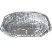 Best Aluminum Foil Container for Large Crown Oval Roaster (IUH-445) wholesale