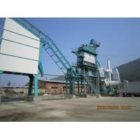 Quality 180tph Belt Feeding Capacity Asphalt Drum Mix Plant 5 Cold Feeders With Imported Motor Recuder wholesale