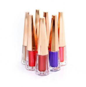 Best Private Label 7 Colors SGS Lasting Shine Lip Gloss wholesale