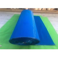 Best Blue Polyester Dryer Fabric , High Viscosity Polyester Mesh Filters 1200cfm wholesale