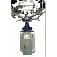 China Double Jersey Jacquard Small Circular Knitting Machine For High Elastic Polyester on sale
