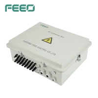 Buy cheap combiner box Pv Solar Power DC Combiner Box 1500V With 6 Strings from wholesalers