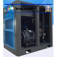 Best Plastic Extruder Industrial Air Compressor 75KW Motor Power With Stationary Configuration wholesale