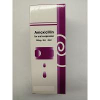Best Amoxicillin Dry Suspension 250MG / 5ML 100ML Treatment of Infections wholesale