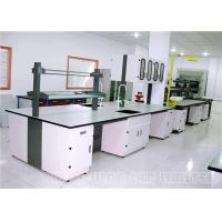 Best Resistant To Ageing All Steel Structure  Science Classroom Furniture With Reagent shelf wholesale