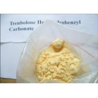 China Raw Tren Anabolic Steroid Trenbolone Series Powder Hexahydrobenzyl Carbonate CAS 23454 33 3 on sale