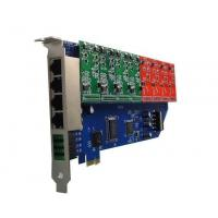 Buy cheap 16 Port Asterisk PCI-E Card from wholesalers