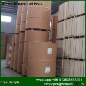 Best BMPAPER 120gsm- 300gsm PE Coated Kraft Liner wholesale