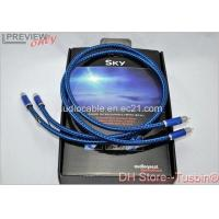 Best Audioquest Sky Interconnect Cable RCA with 72V DBS with Box wholesale