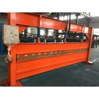 Best Galvanized Strips Cutting Bending Machine With 70mm Shaft 1 Inch Chain wholesale