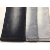 Best Jeans Textile Raw Material Stretch Denim Fabric 100% Cotton Carded 380gsm wholesale