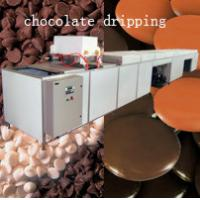 Cheap Chocolate Dripping line for sale