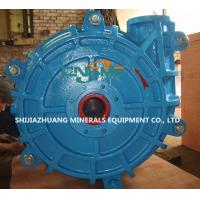 China High Chromium Material High Pressure Slurry Pump 12-97m Head for Mining on sale