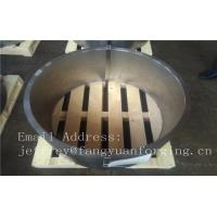Best Stainless Steel Forging Ring  Forging Annealing PED Certificate wholesale