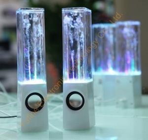 "China ""Offer dancing water speaker, computer dancing speaker, gift dance water speaker, fountain speaker, geyser speaker on sale"