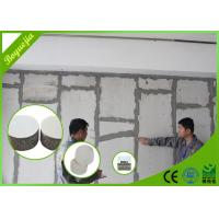 China Precast Insulated Concrete Sandwich Panels , Eco Friendly Lightweight Wall Panels on sale