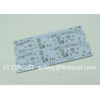 Best HASL Lead Free 1W Aluminum Based PCB With Fidural Marks 1.6mm Thickness wholesale