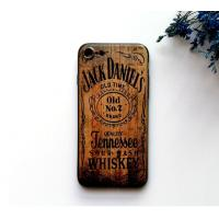 Cheap TPU 1MM  Wooden Grain iphone protector super thin Cell Phone cover case for Samsung for sale
