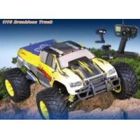 Cheap 1/10 Electric Powered Brushless RC Truck for sale