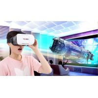 Best VR Case , 3D Glasses Virtual Reality Cardboard Box For Blue Film Video Open Sex Video wholesale