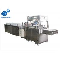 Best Button Control Chocolate Production Machines 400mm Mesh Width High Performance wholesale