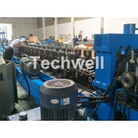 Best 85mm Shaft Diameter Cable Tray Roll Forming Machine With GI or Carbon Steel Raw Material wholesale