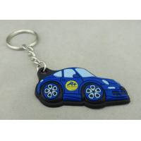 Best Customized Colorful PVC Keychain , 3D Soft PVC Promotional Key Tag wholesale