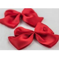 Cheap Red Bow Tie Ribbon for sale