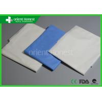Best Medical Pp Or Sms Flat Disposable Hospital Bed Sheets With Pillow Case wholesale