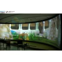 Best 4D Flat / Arc / Curvature Screen Cinema With Special Effect Simulator System wholesale