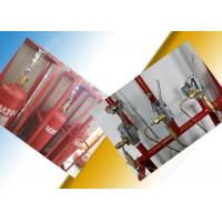 Best Dc 24V Tasteless FM200 Fire Suppression System For Electronic Computer Room wholesale