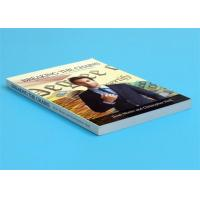 Best 200gsm Softcover Book Printing Glossy Paper With Glossy Lamination wholesale