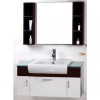 Best chaozhou ware bathroom cabinet counter high quality art design wash basin double wholesale