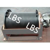 Best Horizontal Vertical Pull Hydraulic Boat Winch Fishing Winch Smooth Operation wholesale