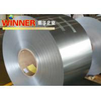 China High Formability Aluminum Strip Roll For Battery Tab Corrosion Resistance on sale
